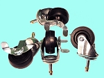 4-pc Swivel Casters for Box Stand