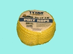 Yellow Poly Rope