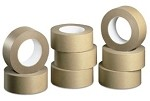 **NEW ITEM** PRIEMUM GRADE - #530  Flatback Paper Tape  42mm x 50.2M (28 RLS/CASE)